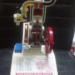 PETROL ENGINE MODEL