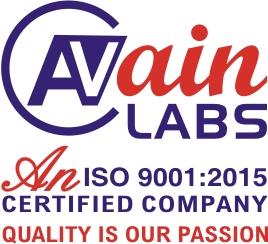 avain logo quality